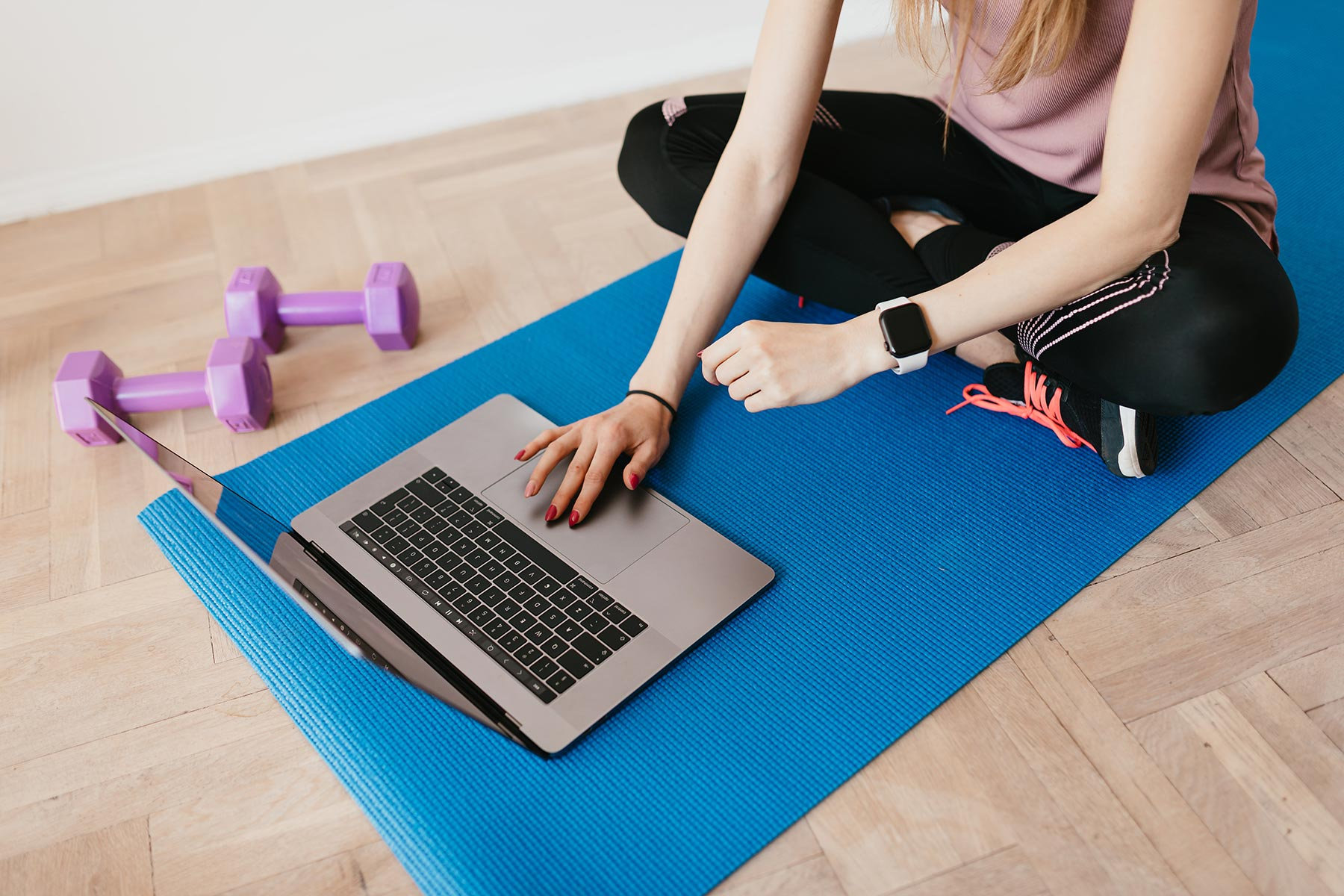 Best online fitness classes in Cobb County